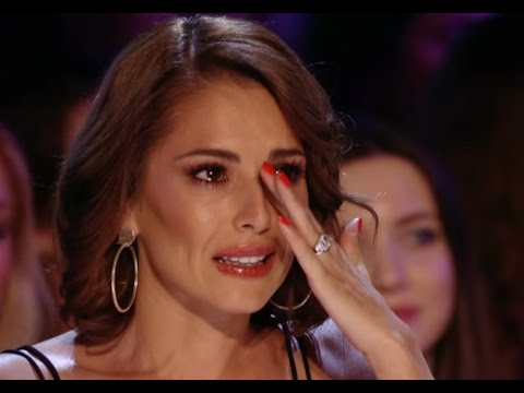 Josh Makes Cheryl Cry and Simon Speechless WATCH NOT for Sensitive Viewers