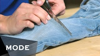 3 DIY Denim Ideas for Your Jeans | Glam It Yourself ★ Glam.com