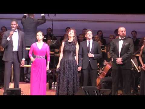 Broadway's Best Perform 'One Day More' at New York Pops Gala at Carnegie Hall