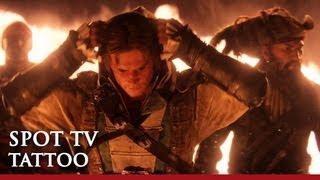 Assassin's Creed IV Black Flag - Spot TV Tattoo [FR]