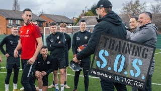 Klopp & Co give amateur side training session of a lifetime! | BetVictor