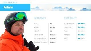 Adam's Review-Atomic Vantage X 83 CTI Skis 2019-Skis.com
