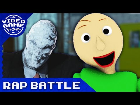Xxx Mp4 Slender Man Vs Baldi S Basics Video Game Rap Battle 3gp Sex