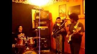 darsana - volando (cancion propia, rock peruano)
