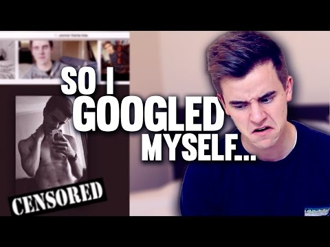 So I Googled Myself...