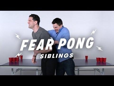 Xxx Mp4 भाई बहन खेलते हैं डर पोंग ज़ैक और Garratt डर पोंग कट गया 3gp Sex