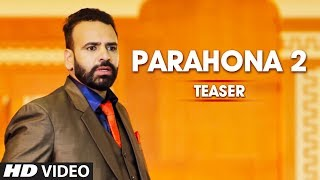 Song Teaser ► Parahona 2 | Bindy Brar | Releasing on 19 January 2019