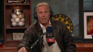 Kevin Costner on The Dan Patrick Show (Full Interview)