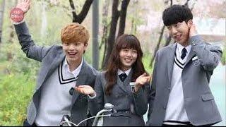 MV Sungjae (BTOB) Love Song in Drama - Who are you 2015