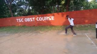 NCC TSC OBSTACLES IN DELHI 2016 BY S.MUKESH