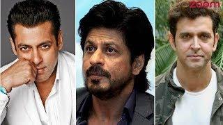 Shah Rukh Khan Gets Career Advice To Follow Hrithik & Salman