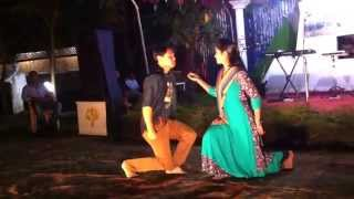 images Dance With Bangla Romantic Song During Huawei Airtel Team Building At Bandorban