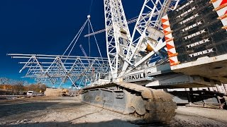 Terex Demag CC 2500-1 Herkules Crane Heavy Lift