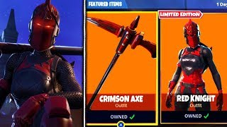 Red Knight Fortnite Latest News Images And Photos Crypticimages