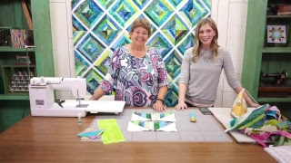 REPLAY: Make a String Quilt with Jenny & Misty