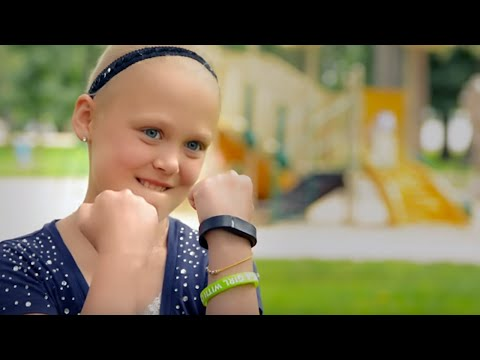 10-year-old Cheyenne is battling cancer: Fight like a girl!