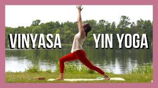 Vin to Yin for Inner & Outer Strength {60 min}