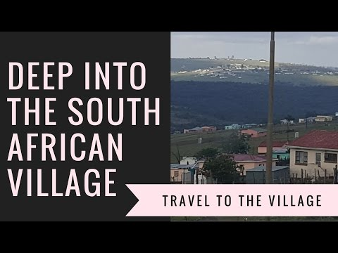 Let's Travel To The Village in The Eastern Cape To See My Mom   Epic Trip To South Africa  🇿🇦😀
