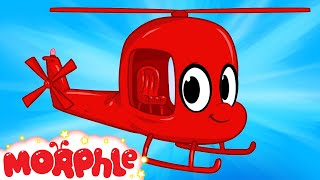 My Red Helicopter - My Magic Pet Morphle Episode #20
