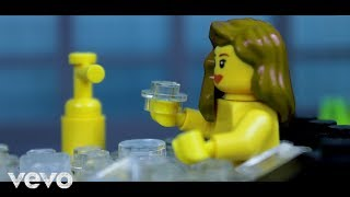 LEGO Taylor Swift - Look What You Made Me Do (Stop-motion)