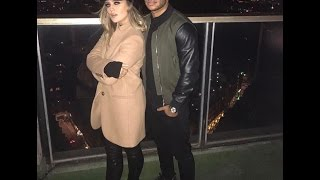 "Alerrie - Perrie Edwards and Alex Oxlade  Chamberlain  ""Falling In Love With You"""