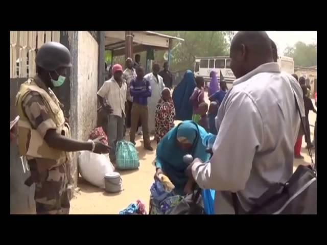 Niger: oui à la Résolution! APA