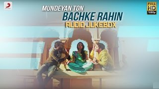 Mundeyan Ton Bachke Rahin - Movie - Audio Jukebox | Jassi Gill | Roshan Prince