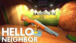 Hello Neighbor - Casket Opened! Secret Room! ENDING Revealed! (PC Gameplay 1080p60)