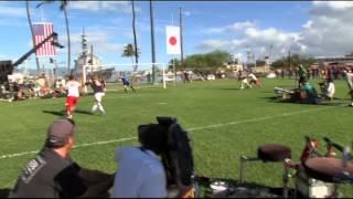 Battleship: A Batalha dos Mares - Clipe Fazendo Estrelas do Futebol