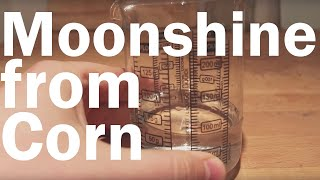 How to Make Easy Moonshine Whiskey Part 1: Making a Corn Mash