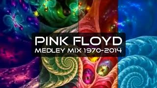 Pink Floyd - Medley Mix by Nufonic (Visual)