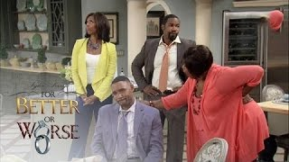 The Ladies Kick Richard While He's Down | Tyler Perry's For Better or Worse | Oprah Winfrey Network