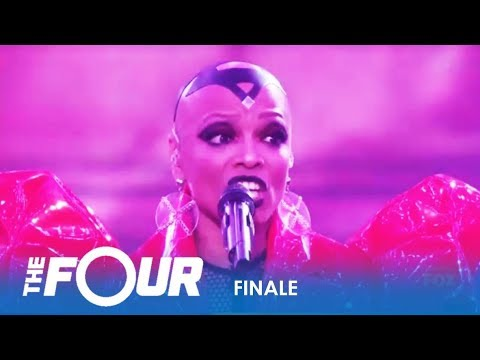 Sharaya J EMOTIONAL Cover Of Juicy By Biggie In Front Of Diddy Finale The Four