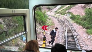 Train Ride from Cusco to Machu Picchu, Peru