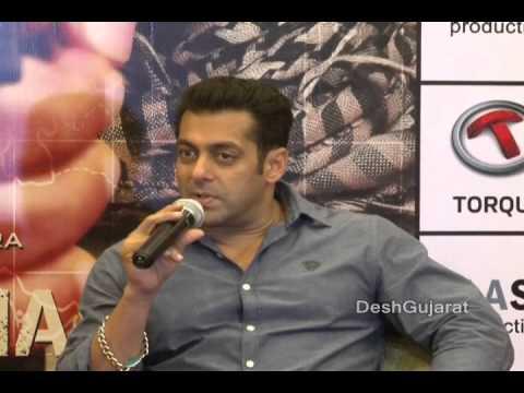 Salman Khan, Katrina Kaif talk about Ek Tha Tiger and more