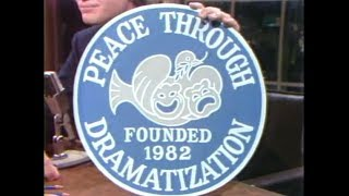 Peace Through Dramatization Collection on Late Night, 1982-91