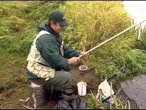 ловля крупного линя весной на поплавочную удочку видео