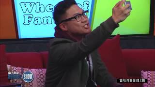 Wheel of Fantasy with Timothy DeLaghetto! | The Playboy Morning Show