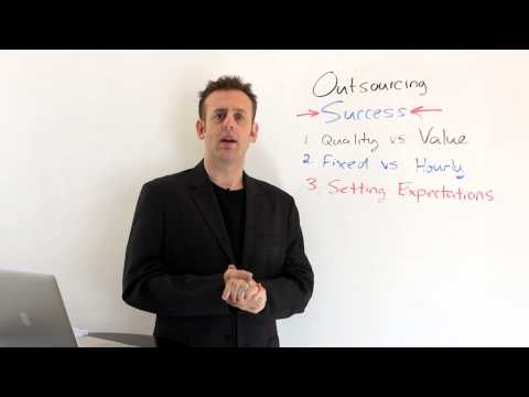3 Fatal Outsourcing Mistakes 95% Of All  Internet Marketers Make When Outsourcing