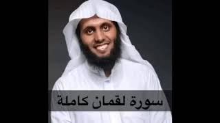 سورة لقمان كاملة بصوت الشيخ   منصور السالمي