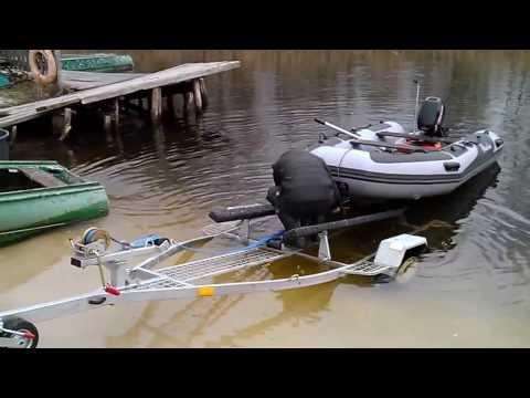 дальность хода моторной лодки