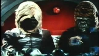 Spaceship or 'Naked Space' starring Leslie Nielsen - 1982 - Trailer