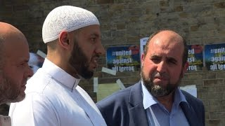 Finsbury Park Mosque Imam gives statement after attack