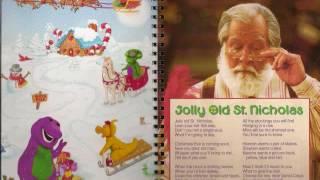 Barney's Sing Along Night Before Christmas Cassette