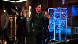 Arrow Season 3 Fight Scenes