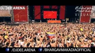 Baaton Ko Teri - DJ DEE ARENA (Visuals By - Bhargav Makadia)