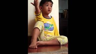 Video lucu argumentasi anak II