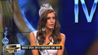 06/21/13 Arise Entertainment 360, Miss USA, Erin Brady