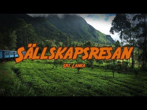 Sällskapsresan - Sri Lanka