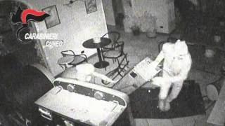 Operazione Ulisse: in manette banda albanese attiva in furti di videopoker e slot machine